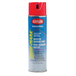 So3610 krylon red upside down spray paint water based sold for Upside down paint sprayer