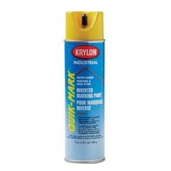 So3801 krylon yellow upside down spray paint water based for Upside down paint sprayer